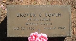 Grover C. Bowen