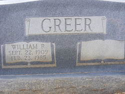 William Robert Greer