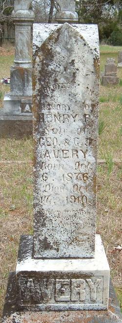 Henry Richard Avery