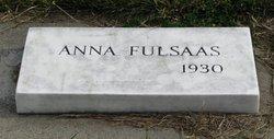 Anna Fulsaas