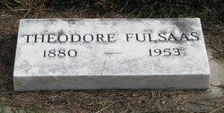 Theodore Fulsaas