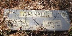 Alice Jane <i>Burchfield</i> Franklin