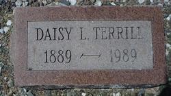 Daisy Lucinda <i>Grant</i> Terrill