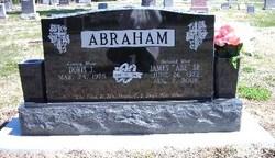 James Abe Abraham, Sr