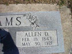 Allen Dustin Adams
