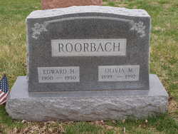 Edward H Roorbach, Jr