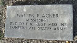 Walter Peter Acker