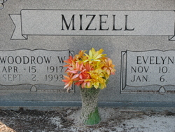 Evelyn A <i>Klopp</i> Riley Mizell