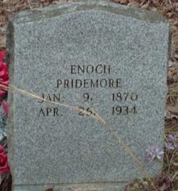 Enoch Pridemore