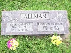 Benjamin H. 'Harris' Allman