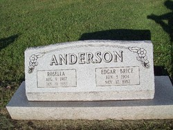 Rosella <i>McFarland</i> Anderson