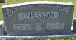 Ruth Maryland <i>Cross</i> Chesson