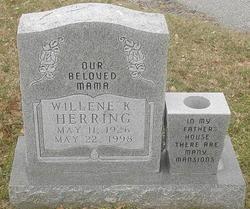 Audrey Willene <i>K.</i> Herring