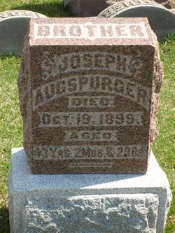 Joseph Augspurger