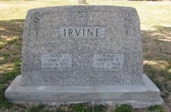James E Irvine
