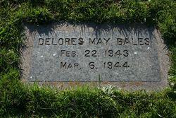 Delores May Bales