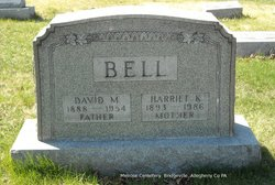 Harriet K. <i>Morrow</i> Bell