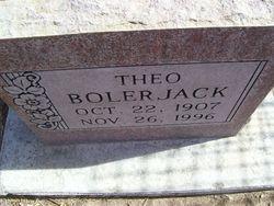 Theodosia Theo <i>Ross</i> Bolerjack