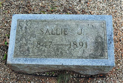 Sara Jane Sallie <i>Booth</i> Arnold