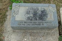 Jesse E Broxson
