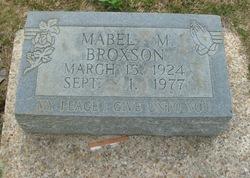 Mabel M Broxson