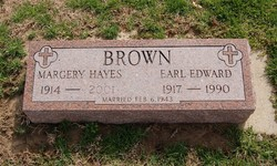 Margery <i>Hayes</i> Brown