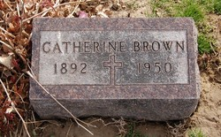 Catherine Alice <i>Reed</i> Brown