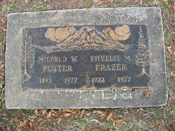 Phyllis Marolyn <i>Foster</i> Frazer