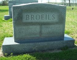 Anna Lee <i>Culp</i> Broeils