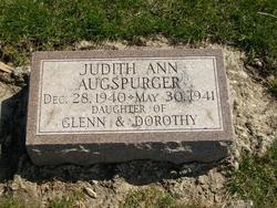 Judith Ann Augspurger