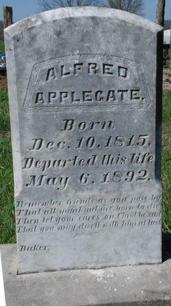Alfred Applegate