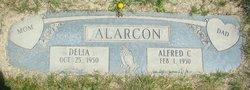 Alfred C Alarcon