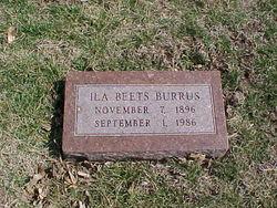 Ila Vivian <i>Beets</i> Burrus