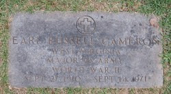 Earl Russell Cameron, Jr
