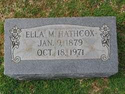 Ella Maude <i>Craver</i> Hathcox