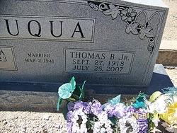 Thomas Bart Rabbit Fuqua, Jr