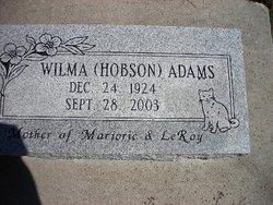 Wilma G. Adams