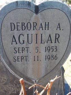 Deborah <i>Cardenas</i> Aguilar