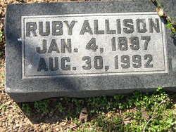 Ruby Allison