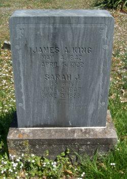 Sarah Jane <i>Pool</i> King