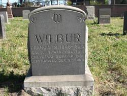 Pvt Francis Wilbur