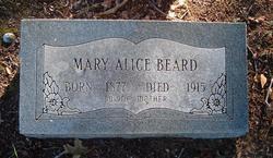 Mary Alice <i>Bush</i> Beard