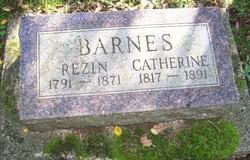 Rezin LaFayette Barnes