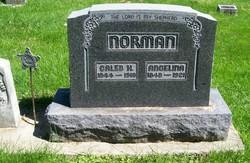 Angeline Adell <i>Bronhard</i> Norman