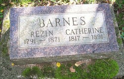 Catherine <i>Rezier</i> Barnes