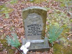 Martha L. Byrd