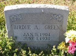 Birdie A Green