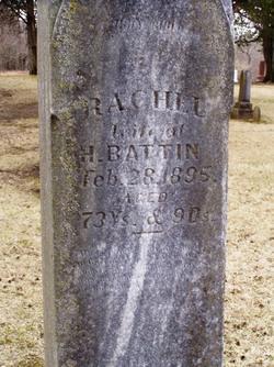 Maria Eliza Rachel <i>Ernst</i> Battin
