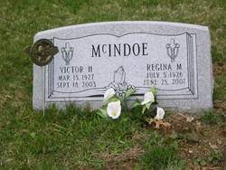 Regina Mae <i>Hanna</i> McIndoe