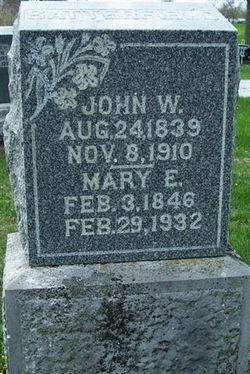 John W. Satterfield